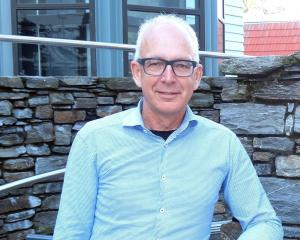 Queenstown Airport Corporation's next chief executive, Glen Sowry, in the resort this week.PHOTO:...