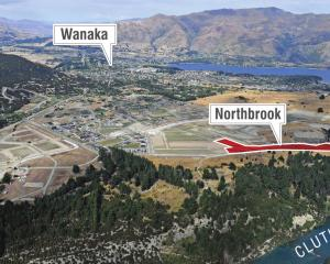 The proposed Northbrook retirement village in Wanaka is expected to add 770 jobs during the peak...