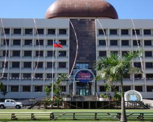 Samoa Government Building. Photo: RNZI/Koroi Hawkins