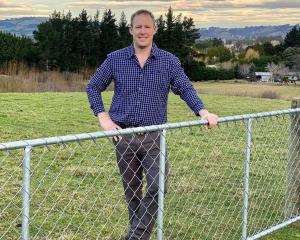 Clarks Junction farmer Steven Nichol has stepped back from the day-to-day running of his farm to...