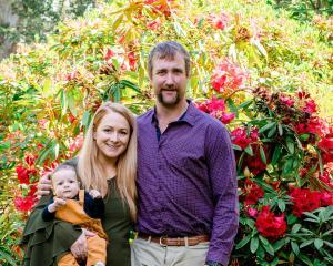 Alongside raising their young family, Nigel and Leanne Woodhead farm sheep, rear dairy calves and...