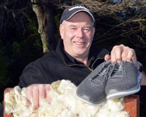 Eastern Southland farmer Mark Copland will vote for two wool companies to merge so strong wool...