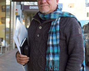 Malcolm Angus, of Dunedin, says moving to a rest-home can be a challenging process for the...