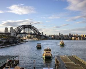 Sydney and the state of New South Wales is in a lockdown due to a Covid outbreak. Photo: Getty...