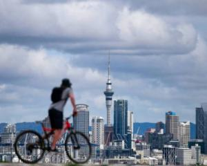 Auckland is currently in level 3. Photo: NZ Herald