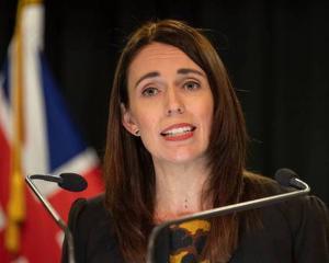 Jacinda Ardern: Photo: NZ Herald