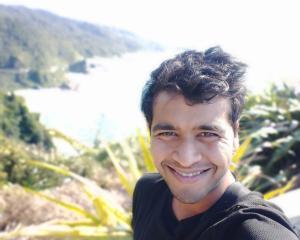 Missing 29-year-old Aritra Basu. Photo: Supplied