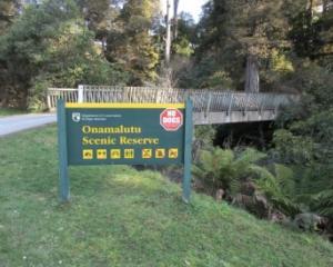 Onamalutu is correctly spelled Ōhinemahuta. Photo: DOC