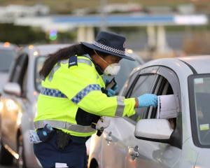 Police checkpoints have been established at Auckland's regional borders as the latest chapter in...