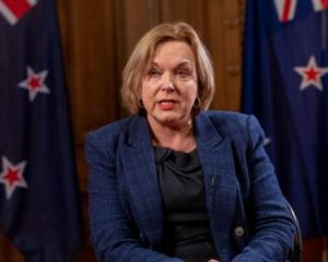 National leader Judith Collins has reaffirmed her intent to stay in the top job. Photo: NZ Herald