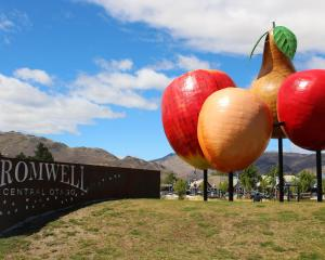 The Cromwell Spatial Plan 2019 focuses commercial and retail development within the town centre...