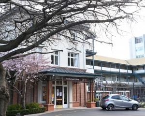 Dunedin's Cumberland College, where several residents say they were sexually assaulted by a...
