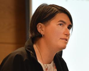 Elizabeth Heeg. Photo: ODT files