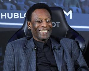 Pele's doctors discovered the tumour last week during his medical and he was operated on last...