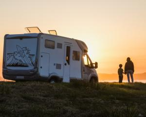 Campervan owners currently have to navigate a complex patchwork of bylaws and guidelines. Photo:...
