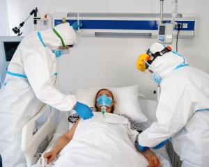 While doctors will always treat the critically sick in hospitals, in the future a person with...