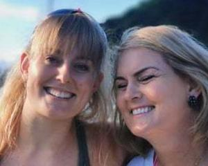 Olivia Podmore with her mother Nienke Podmore. Photo: Supplied