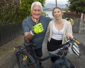 Former National list MP for the Port Hills, Nuk Korako, is biking 720km from Rāpaki to Bluff to...