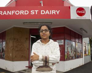 Krishna Joshi says the dairy she co-owns with husband Trushar Bagthariya is likely to close this...