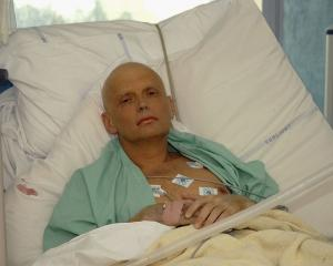 Alexander Litvinenko died in a London hospital in November 2006. Photo: Getty Images