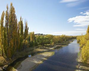 The Manuherekia River catchment. Photo: Otago Regional Council
