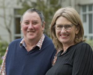Southern District Health Board mental health consumer adviser Johnnie Potiki and mental health,...