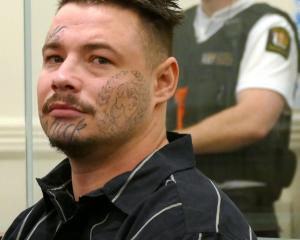 Nicholas Newton (32) has amassed more than 70 convictions during his criminal career. PHOTO: ROB...
