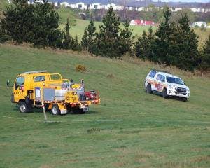 Fire and Emergency New Zealand extinguished another ''suspicious'' fire at Oamaru's Glen Warren...