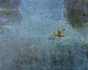 Alone, by Pauline Bellamy.