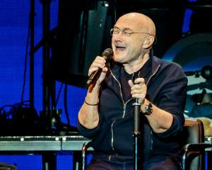 Phil Collins performs in 2019. Photo: Getty Images