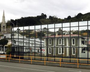 Port Otago's administration building has won three architecture awards. PHOTO: STEPHEN JAQUIERY