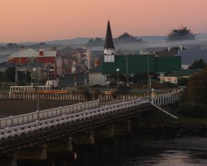 The town of Riverton in Southland is said to have youth drinking problems. PHOTO: ODT FILES