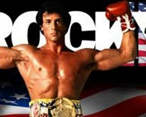 Gloves worn by Sylvester Stallone in Rocky 3 are expected to fetch thousands at the auction....