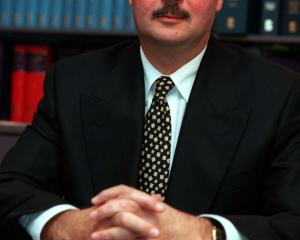 Judge Peter Rollo. Photo: ODT files