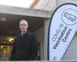 Southern Covid-19 vaccination programme lead Hamish Brown said 78.3% of the population aged 12...