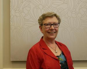Otago Neighbourhood Support regional co-ordinator Joy Davis. PHOTO: THE STAR FILES