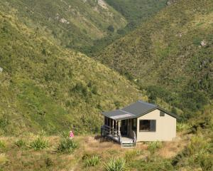 Jubilee Hut, in the Silverpeaks Scenic Reserve, is a popular hut just 30 minutes from the Dunedin...
