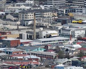 The University of Otago's new $100million Te Rangihiroa Residential College is starting to take...