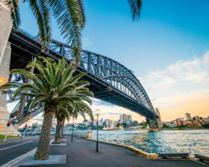 The number of cases in the latest Sydney outbreak is nearing 200. Photo: Getty