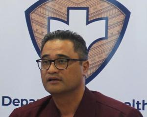 The Territory's acting governor Talauega Eleasalo Ale. Photo: Fili Sagapolutele
