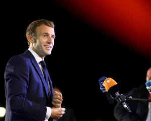 French President Emmanuel Macron talks a big, unguarded game about France's place in the world....