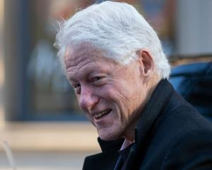 Bill Clinton went to hospital after feeling fatigued and was diagnosed with sepsis. Photo: Reuters