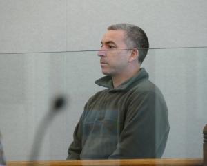 Blair David Beaumont in the Dunedin District Court. Photo: Rob Kidd
