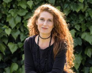 Author Catherine Chidgey. PHOTO: SUPPLIED