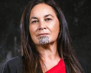 Te Paati Māori co-leader Debbie Ngarewa-Packer. Photo: Supplied