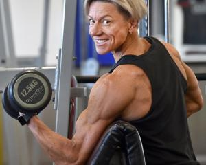 Senior Constable Delaine Tabb is aiming to get her pro-card at this weekend's New Zealand...