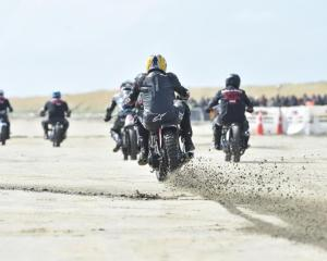 The Burt Munro Challenge will not go ahead this year, organisers have confirmed. File photo:...