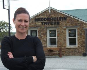 Wedderburn Tavern's new owner Angela Stockdale has finally realised her dream of owning a pub....