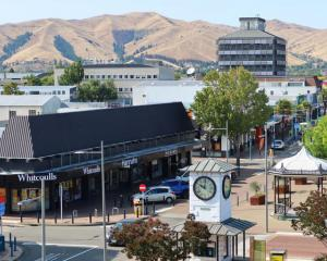 The Ministry of Health said the person arrived in Blenheim on October 21 and is isolating.  Photo...