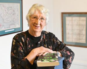 University of Otago Centre for Irish and Scottish Studies Irish Writers Fellow Dame Fiona Kidman...